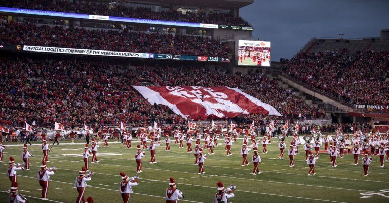 Nebraska University Football