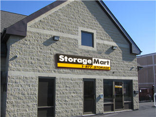 2770 Storage at Concord Keele St
