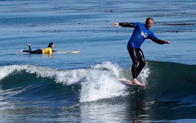 Charity Spotlight: Big Stick Surfing Association