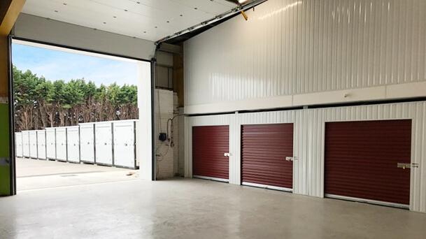 StorageMart self storage facility in Maidstone