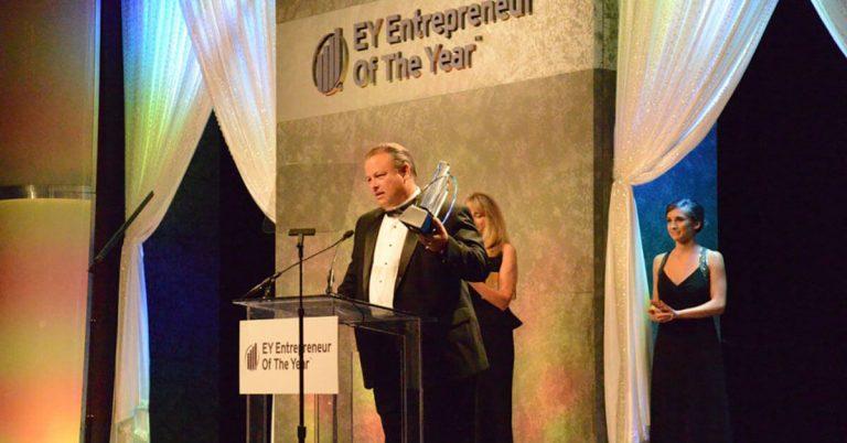 Cris Burnam - EY Entrepreneur of the Year