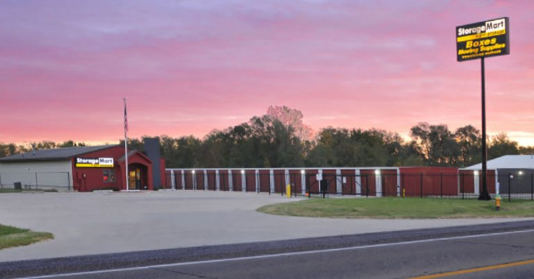 Storage units and storage facilities des moines