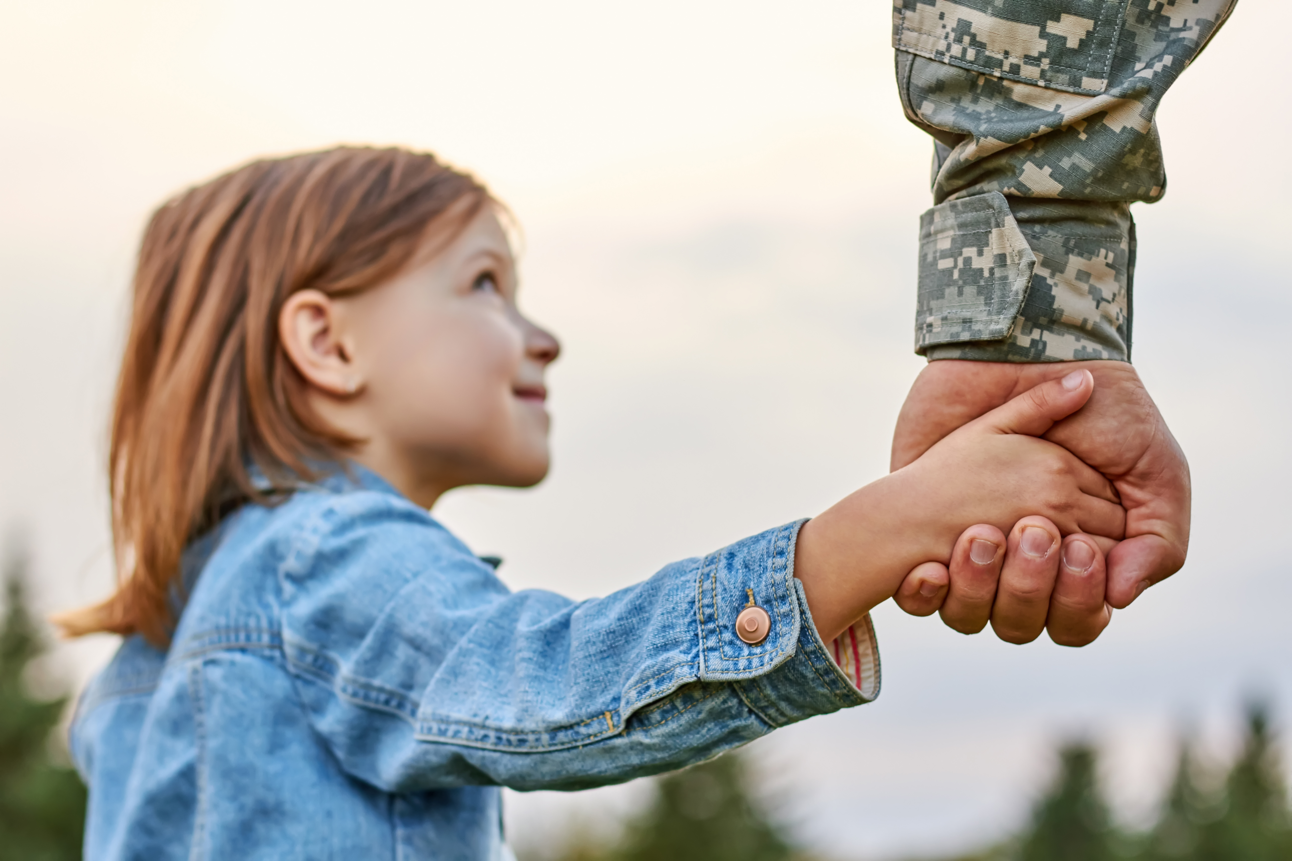 Easing the Stress of Moving on Military Children