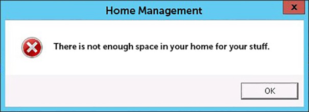 How to get more storage space
