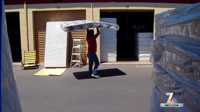 Mattress Bob Business Storage