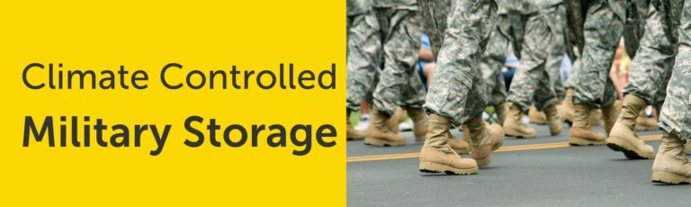 Storage for Military