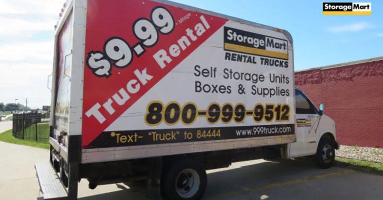 Urbandale storage units