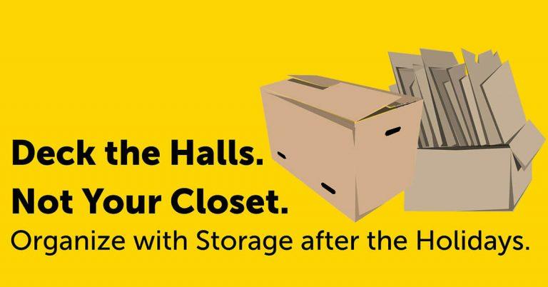 Organize with Storage