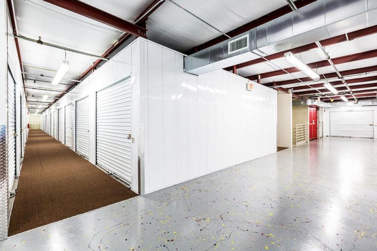 Having clean storage is a StorageMart brand promise.