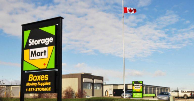 Storage units in Regina | StorageMart