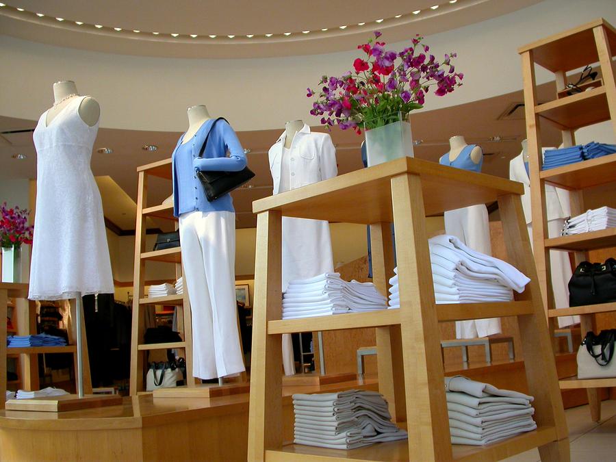 Creative Retail Store Interior Design Ideas