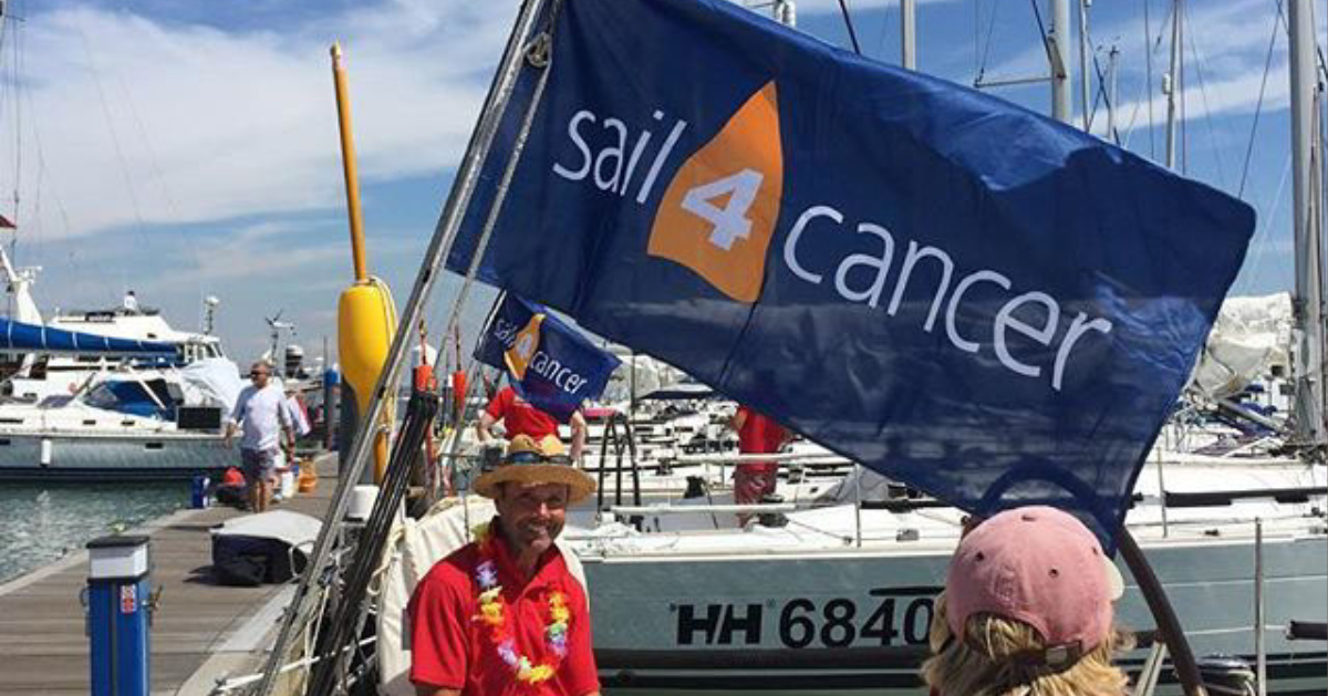 UK Charity for Cancer Respite – Sail 4 Cancer