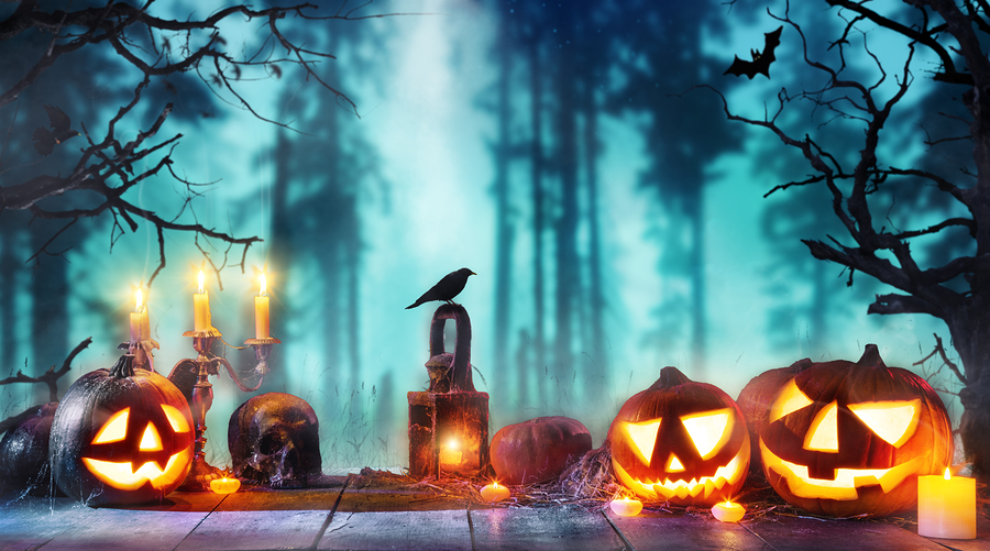 Spooky Halloween Decorations for Inside and Outside