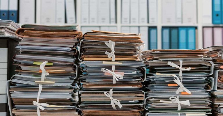 How to Organize Business Files