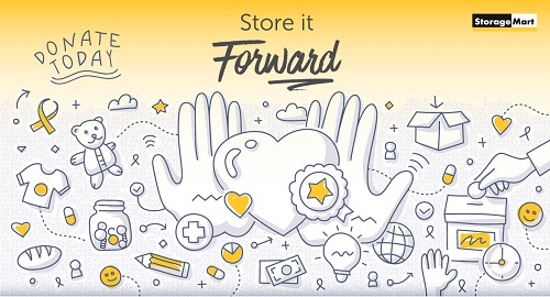 Store it Forward Partners with Global Giving to Raise Funds for Disaster Relief