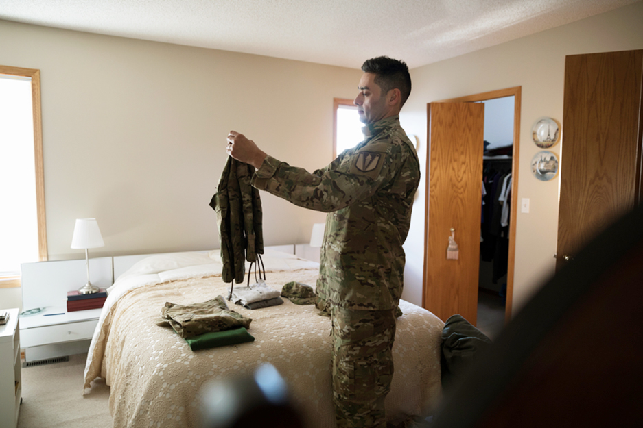 Storage Options During Military Deployment