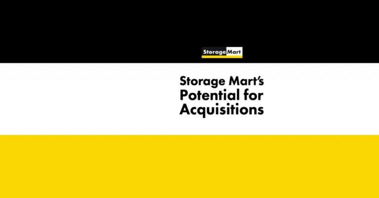 StorageMart Growth