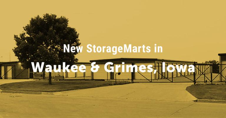 StorageMart Waukee Grimes