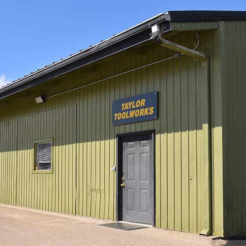 Taylor Toolworks business self storage