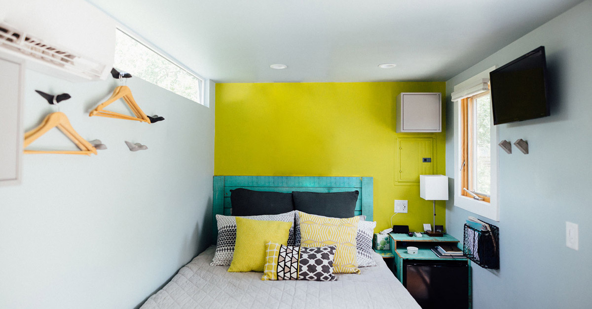 Four Tips for Organizing Your Bedroom