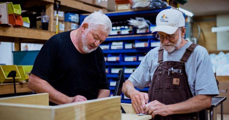 two mobility worldwide volunteers