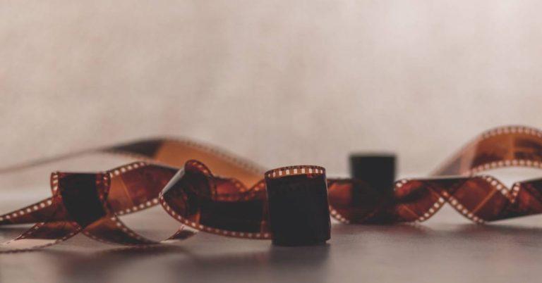 a spool of film